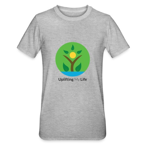 Uplifting My Life Official Merchandise - Unisex Polycotton T-Shirt