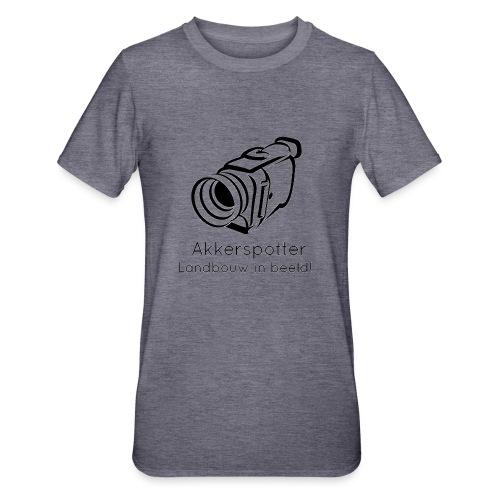 Logo akkerspotter - Unisex Polycotton T-shirt