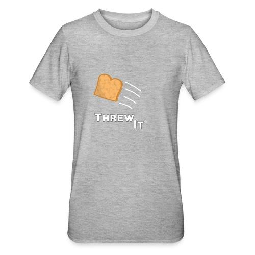 Toast - Unisex Polycotton T-Shirt
