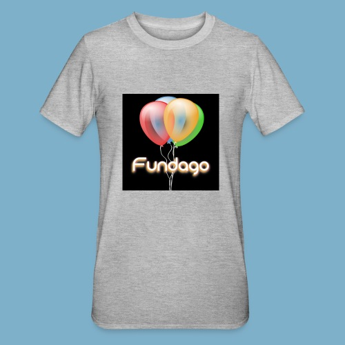 Fundago Ballon - Unisex Polycotton T-Shirt