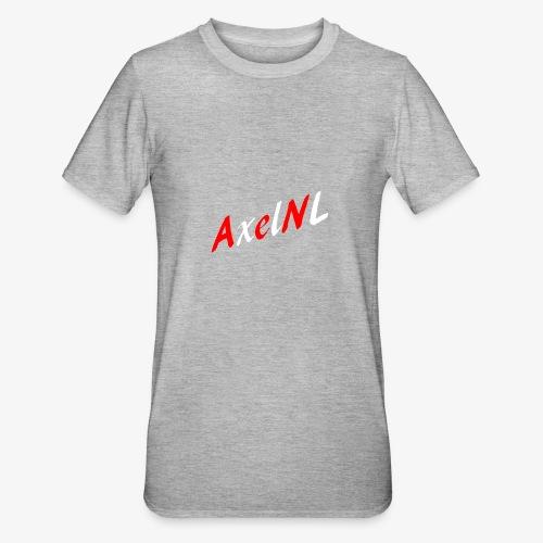 AxelNL - ROOD - Unisex Polycotton T-shirt