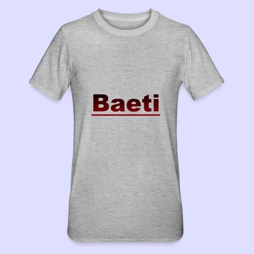 Baeti - Unisex Polycotton T-shirt
