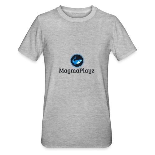 MagmaPlayz shark - Unisex polycotton T-shirt