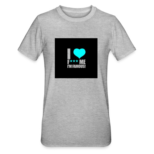 I Love FMIF Badge - T-shirt polycoton Unisexe