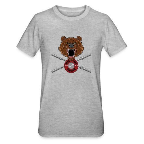 Bear Fury Crossfit - T-shirt polycoton Unisexe