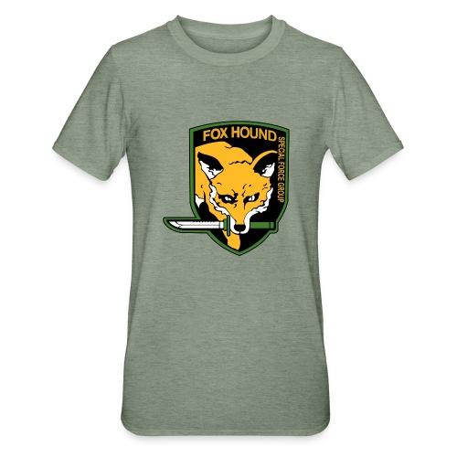 Fox Hound Special Forces - Unisex polypuuvilla-t-paita