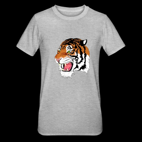 Sumatra Tiger - Unisex Polycotton T-Shirt
