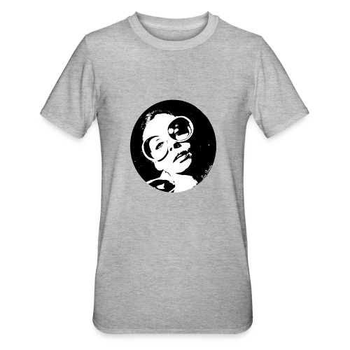 Vintage brasilian woman - T-shirt polycoton Unisexe