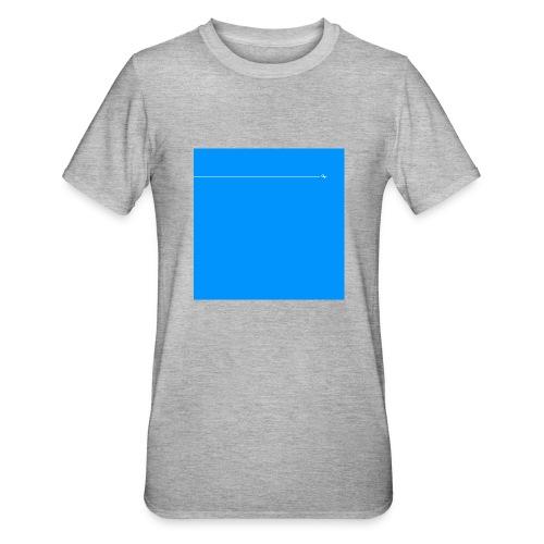 sklyline blue version - T-shirt polycoton Unisexe