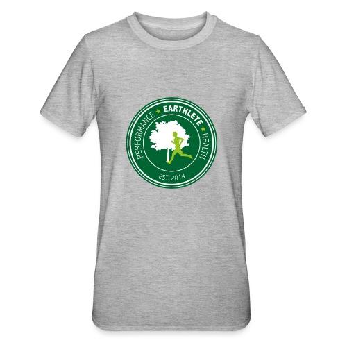 EARTHLETE Brand Logo - Unisex polycotton T-shirt