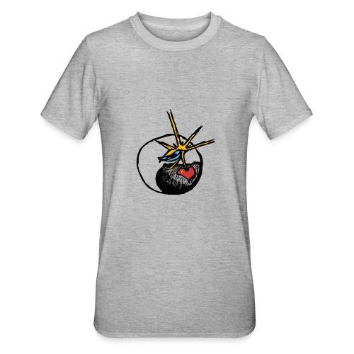 Mindfackt logo - Unisex polypuuvilla-t-paita