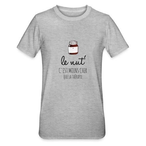 Le Nut' - T-shirt polycoton Unisexe