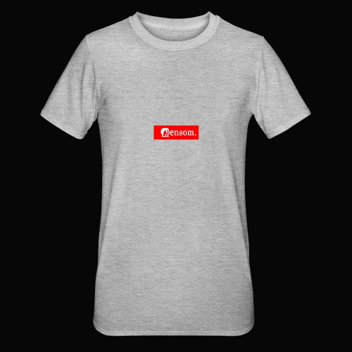 Ensom - Unisex Polycotton T-skjorte