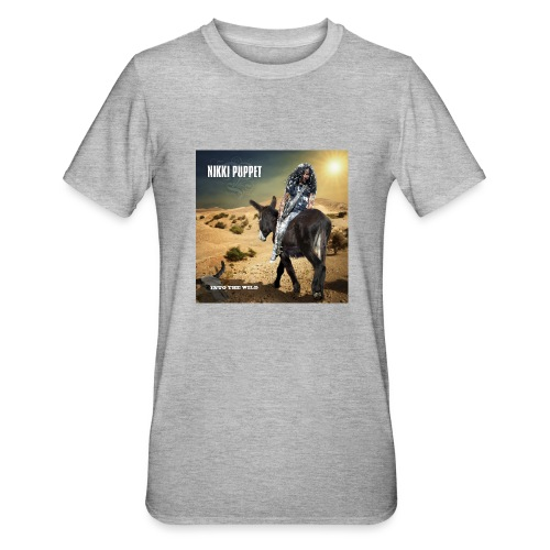 NIKKI PUPPET INTO THE WILD - Unisex Polycotton T-Shirt