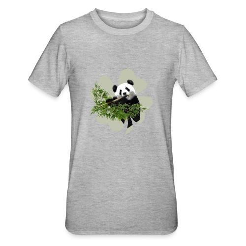 My lucky Panda - T-shirt polycoton Unisexe