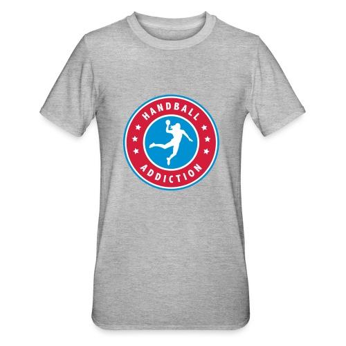 handball addiction femme - T-shirt polycoton Unisexe