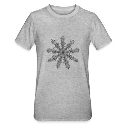 Magic Star Tribal #4 - Unisex Polycotton T-Shirt