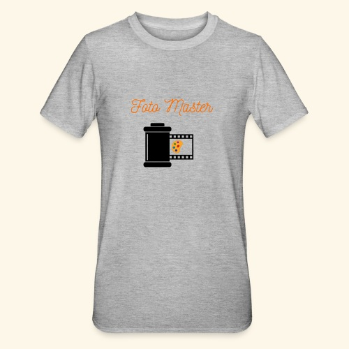 Foto Master 2nd - Unisex polycotton T-shirt