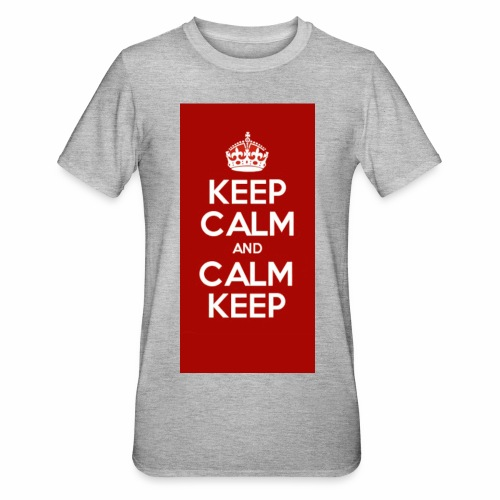 Keep Calm Original Shirt - Unisex Polycotton T-Shirt