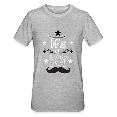 Tshirt Femme Enceinte grossesse tee shirt - T-shirt polycoton Unisexe