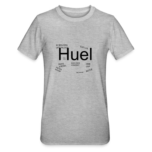 HUEL - Unisex Polycotton T-shirt