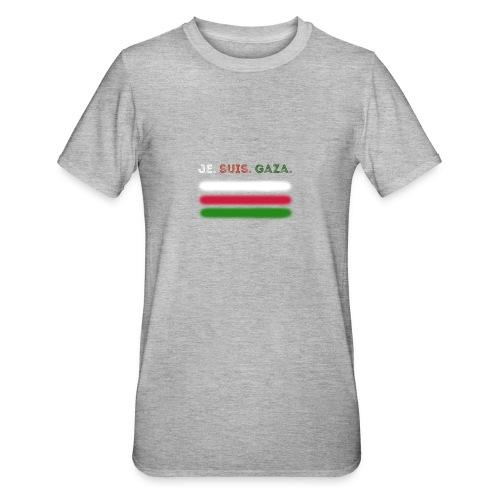 Je Suis Gaza - Unisex polycotton T-shirt