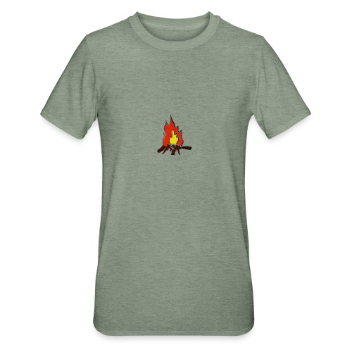 Fire color fuoco - Maglietta unisex, mix cotone e poliestere