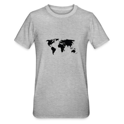 World - Unisex polycotton T-shirt
