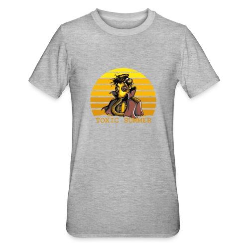 Toxic Summer - Camiseta en polialgodón unisex