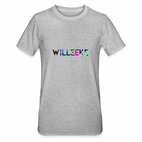 willeeke graffiti whitbar - Polycotton-T-shirt unisex