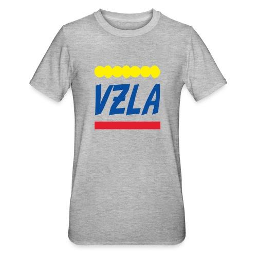 vzla 01 - Camiseta en polialgodón unisex