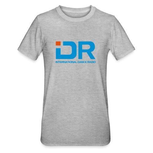 International Dance Radio - Camiseta en polialgodón unisex