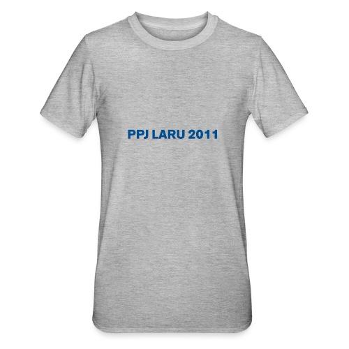 Teksti ilman seuran logoa - Unisex polypuuvilla-t-paita