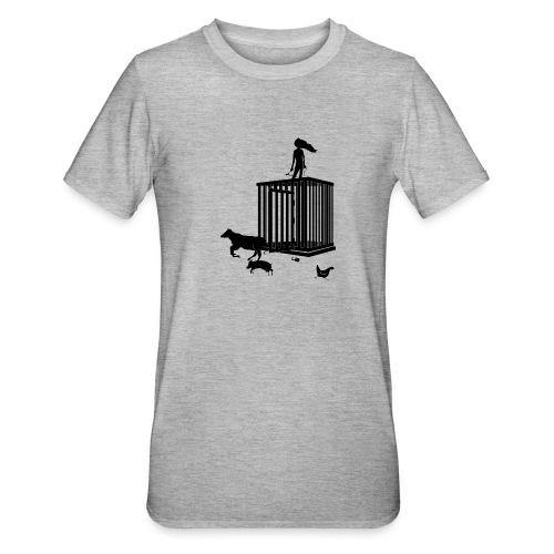Strong Woman - Unisex polycotton T-shirt
