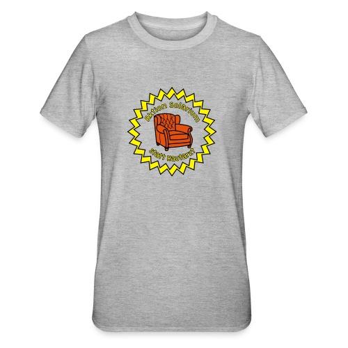 Solarium statt Hautarzt - Unisex Polycotton T-Shirt