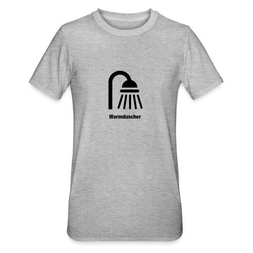 Warmduscher - Unisex Polycotton T-Shirt