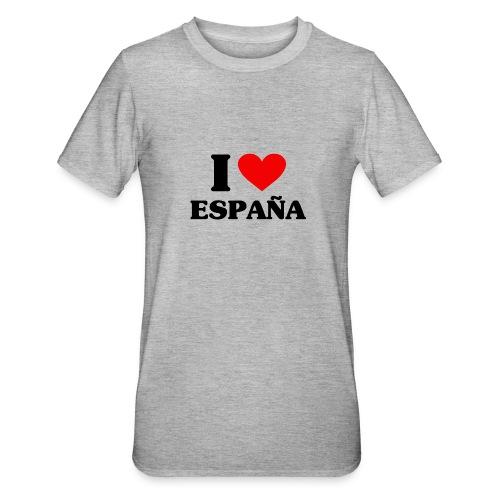 I love Espana - Unisex Polycotton T-Shirt