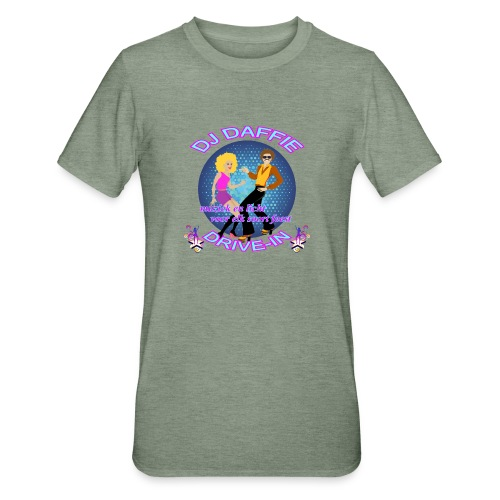 Logo2 png - Unisex Polycotton T-shirt