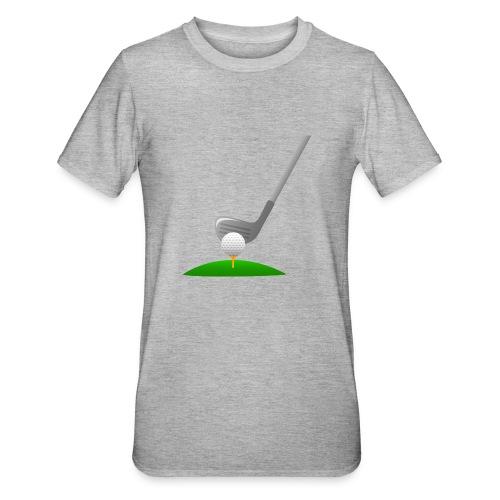 Golf Ball PNG - Camiseta en polialgodón unisex