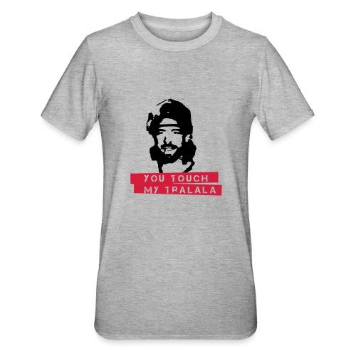 you touch my tralala - Unisex Polycotton T-Shirt