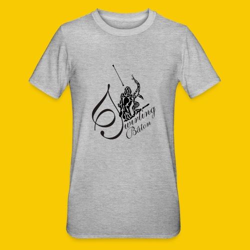 twirling b 2 - T-shirt polycoton Unisexe