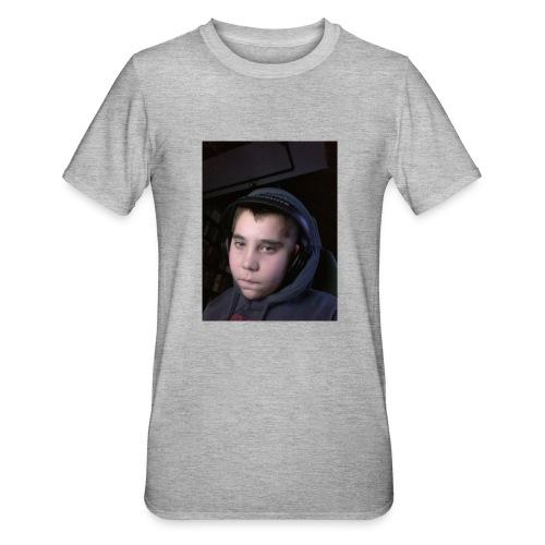 djyoutuber thisert - Unisex Polycotton T-shirt
