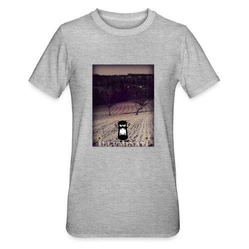 illuminati - T-shirt polycoton Unisexe