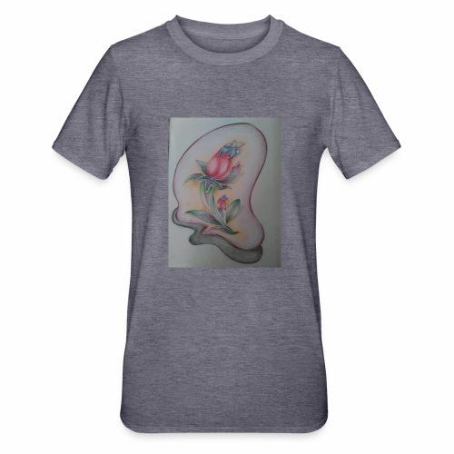 fiore magico - Maglietta unisex, mix cotone e poliestere