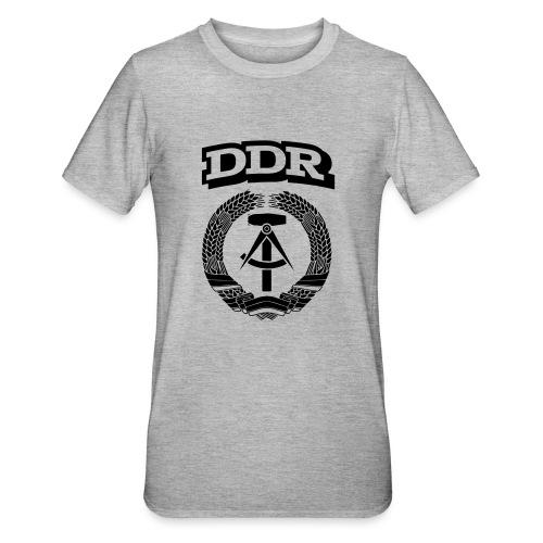 DDR T-paita - Unisex polypuuvilla-t-paita