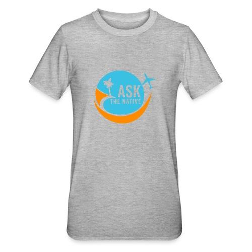 Ask the Native Original Logo - Unisex Polycotton T-shirt
