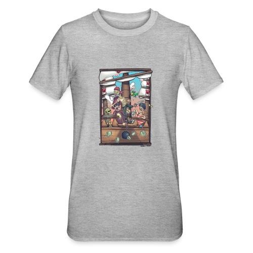 les pirates - T-shirt polycoton Unisexe