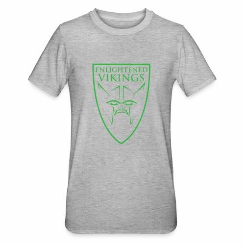 Enlightened Vikings (Org) - Unisex Polycotton T-skjorte