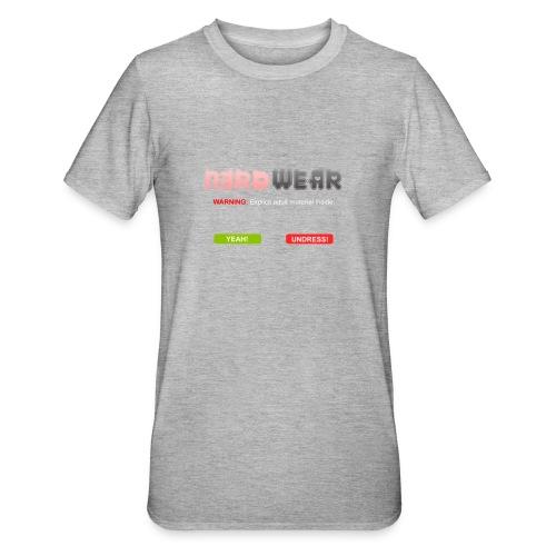 N3RD WEAR - Explicit - Unisex Polycotton T-Shirt