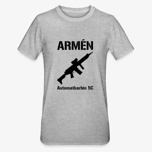 ARMÈN - Ak 5C - Polycotton-T-shirt unisex